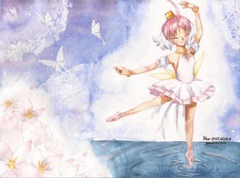 Princess Tutu| Waltz of Flowers by Rhea-LOCKWING