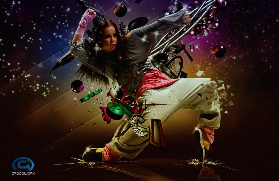 ... emoción, amor, alegría, reflexión, pena, rabia y lucha, el hip hop no  es solo un tipo de música,