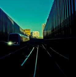 Metro by eightcore
