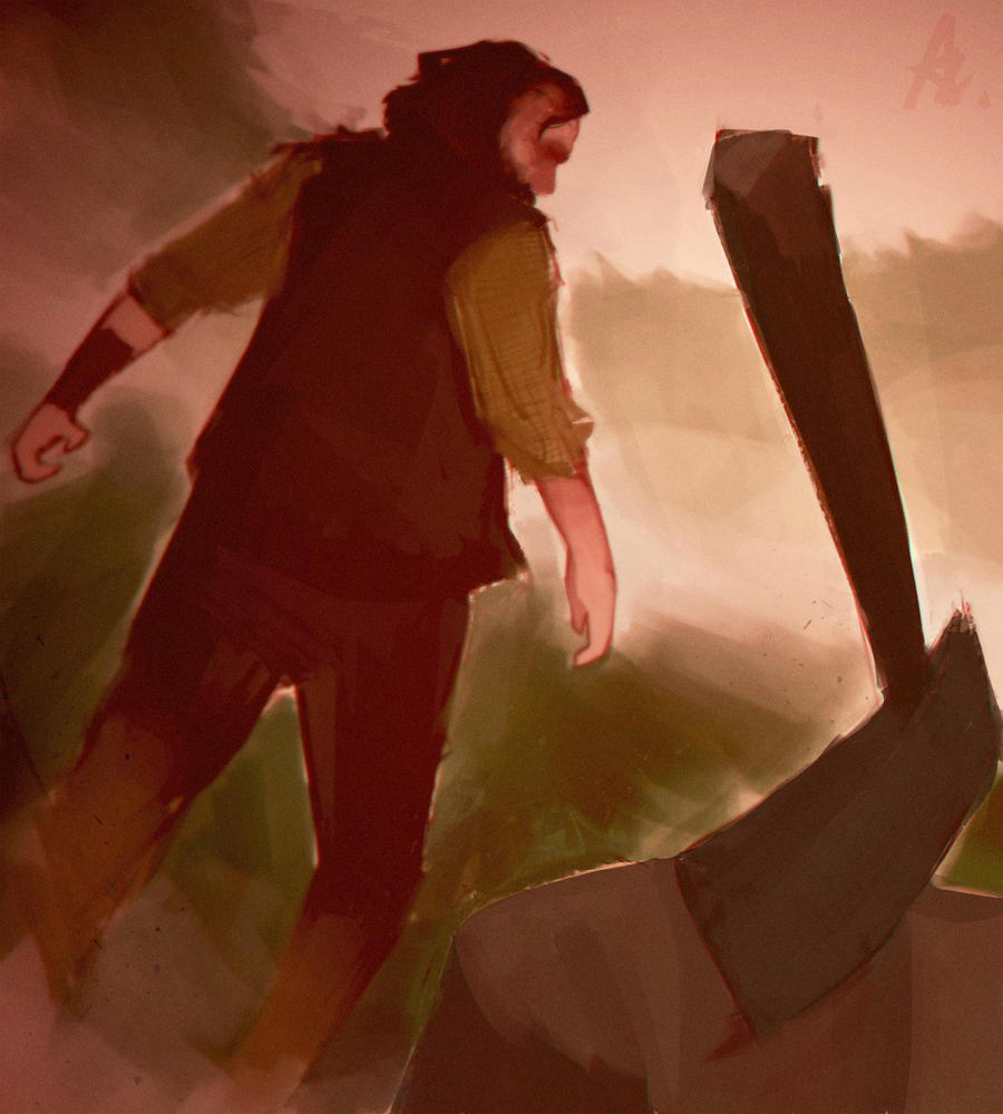 Sandor Clegane, The Hound by zzzKEO