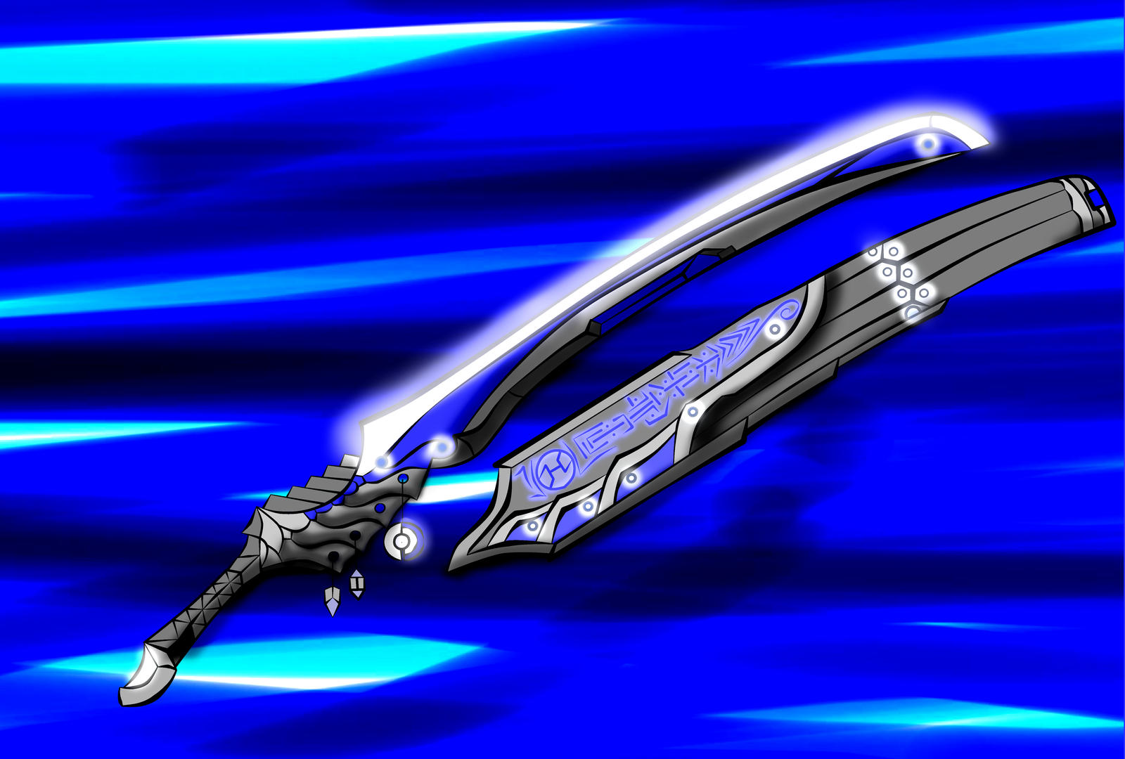 armory personal private blade void deviantart