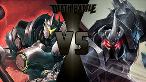 Death Battle - Armored Souls
