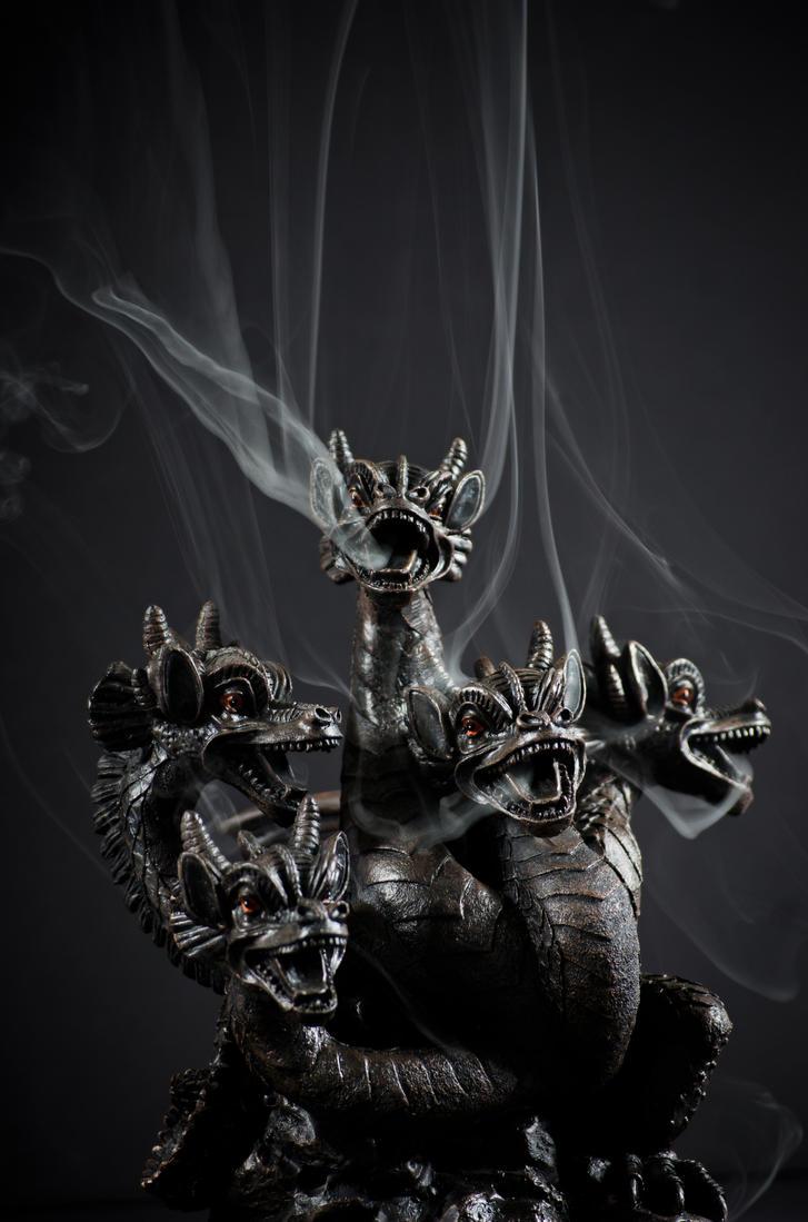 Dragon Breath by PennyJarr37