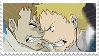 Headbutt of Love Stamp by DarkChibiShadow