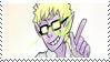 Zeggy Stamp by DarkChibiShadow