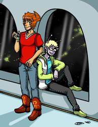 Space School Chapter 3 by DarkChibiShadow