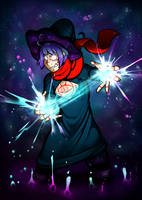 Abyss by DarkChibiShadow