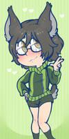 COMMISSION: Cat Boy