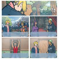 Synchrony - A ZoSan Fan Visual Novel by DarkChibiShadow