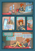 Long Distance Page 4 by DarkChibiShadow