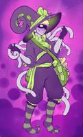 Zeggy Witch by DarkChibiShadow