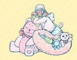 Pink Naga