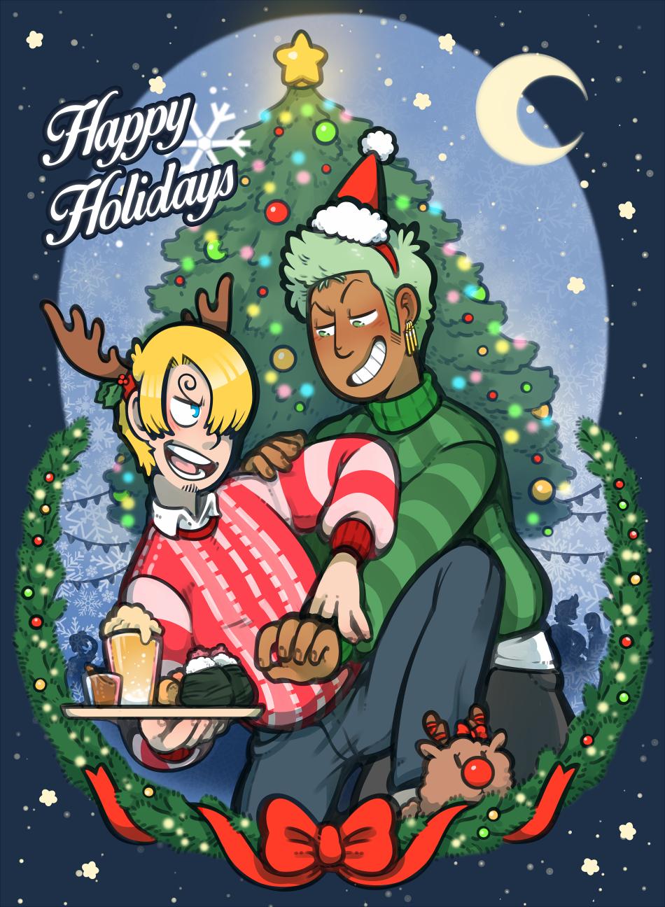 Zosan Advent Calendar by DarkChibiShadow