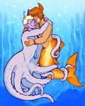Sharkaline and Zeggapuss