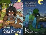 Night Festival -- At Kumoricon 2018!
