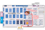 Kumori-con Table C5! Come see me this weekend!