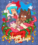 Solanaceae - Happy Holidays - 2018 by DarkChibiShadow