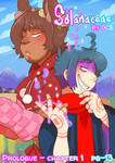 Solanaceae - Prologue - Chapter 1 - Cover by DarkChibiShadow