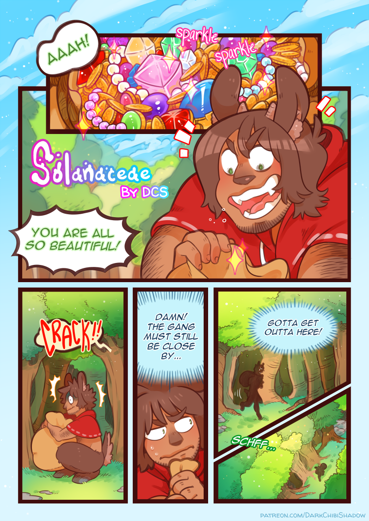 Solanaceae - Prologue - Chapter 1 - Page 1 by DarkChibiShadow