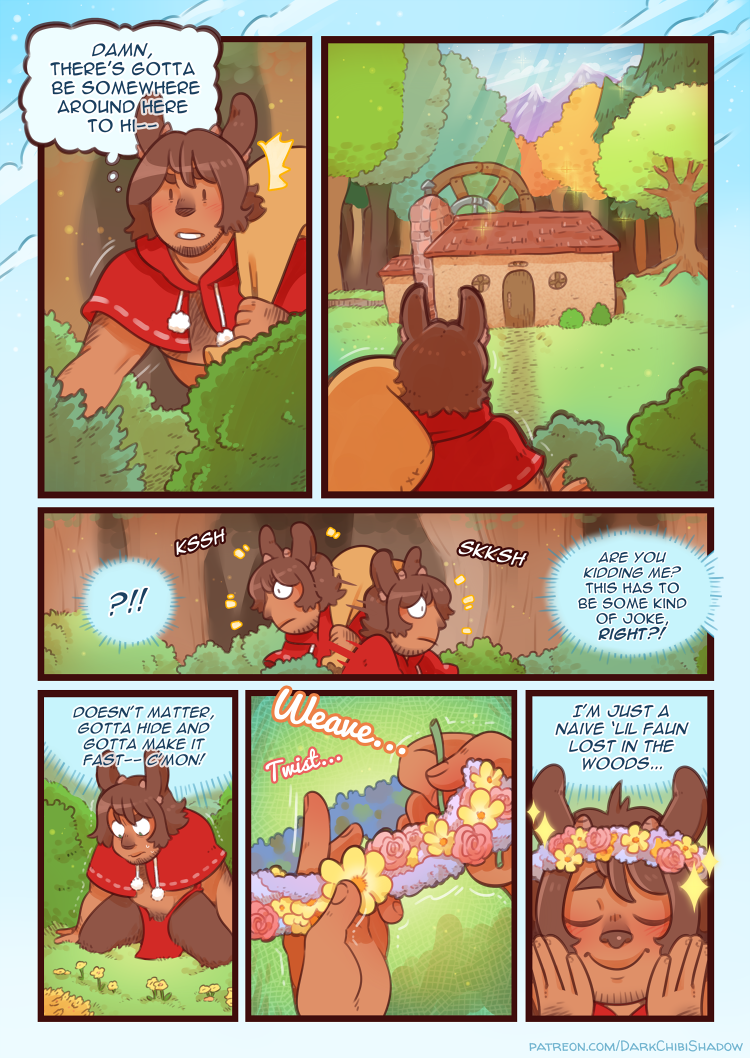 Solanaceae - Prologue - Chapter 1 - Page 2 by DarkChibiShadow