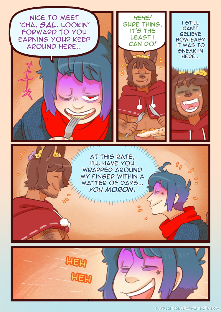 Solanaceae - Prologue - Chapter 1 - Page 10 by DarkChibiShadow