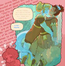 Romance Novel by DarkChibiShadow