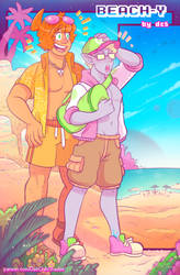 BEACH-Y is now available for purchase!