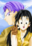 Teen Pan and Trunks