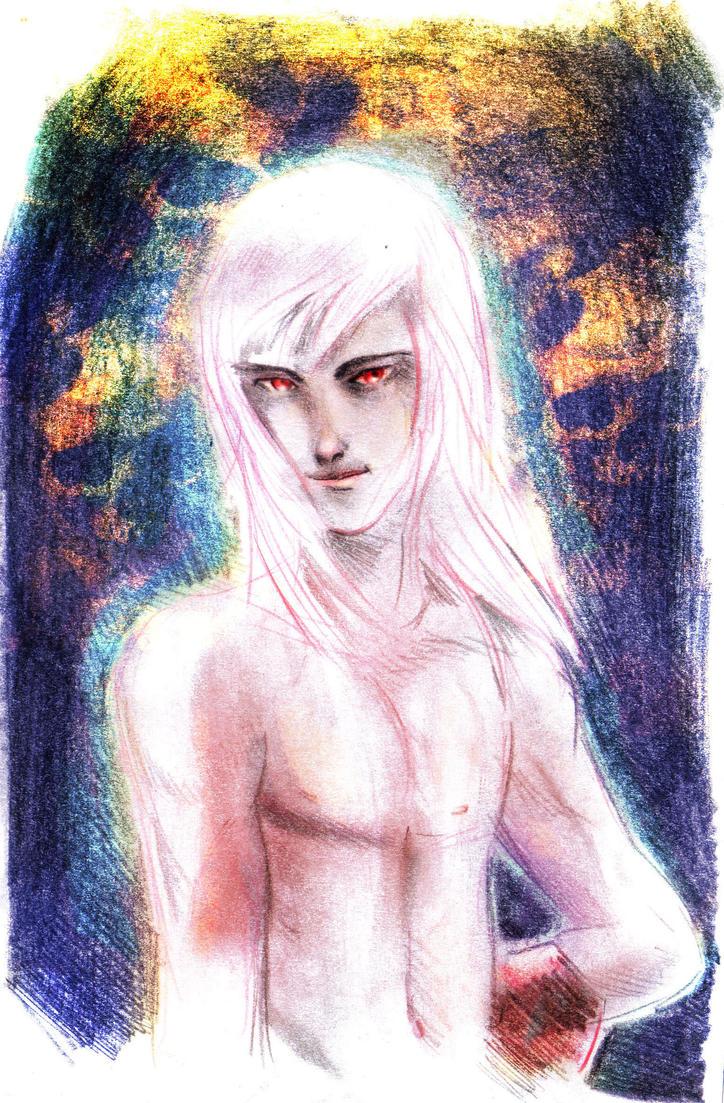 Elric by liaartemisa