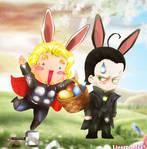 Asgard easter bunnies