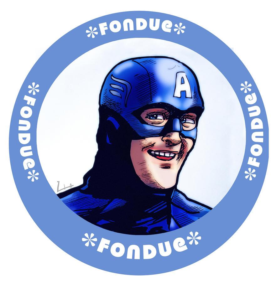 fondue time by liaartemisa
