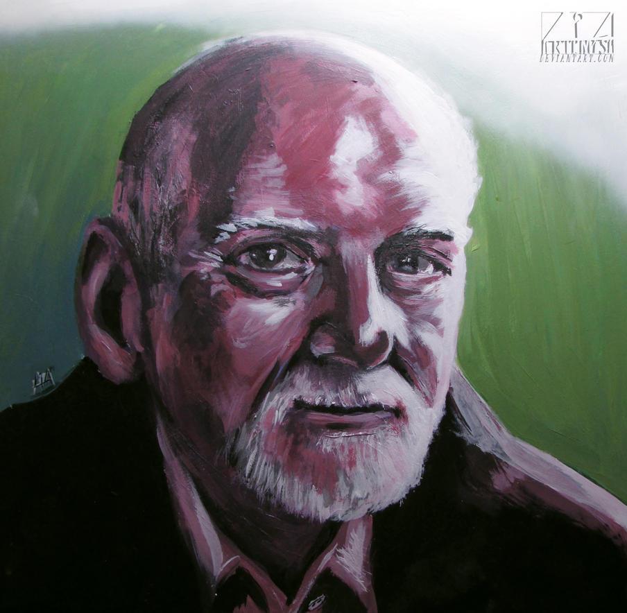 Mr. Claremont by liaartemisa