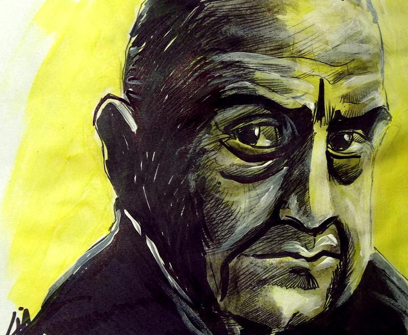 Al maestro Breccia by liaartemisa