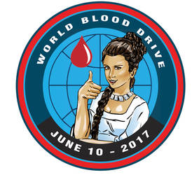 Leia blood donor by liaartemisa
