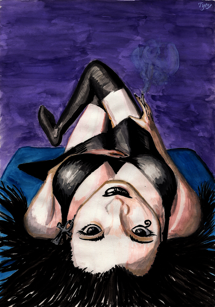 Death - from Sandman by Ty13r