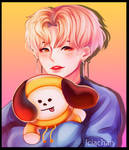 Jimin and chimmy