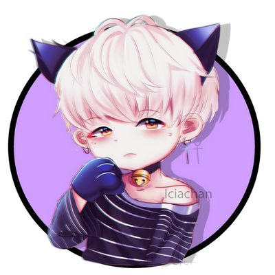 BTS Suga Neko Twitter Request REQUESTS OPEN By IciaChan