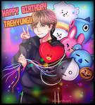 HAPPY BIRTHDAY TAEHYUNG!!!