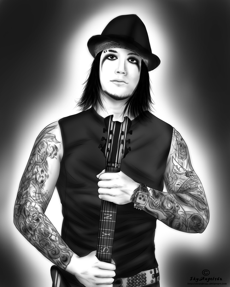 .:Synyster Gates of A7X:. by SomaShiokaze