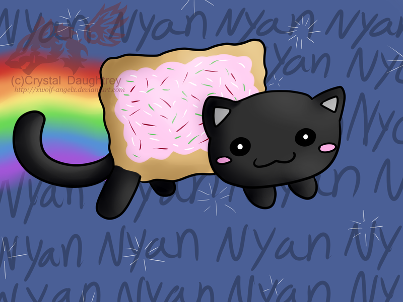 .:Nyan Nyan Cat:. by SomaShiokaze