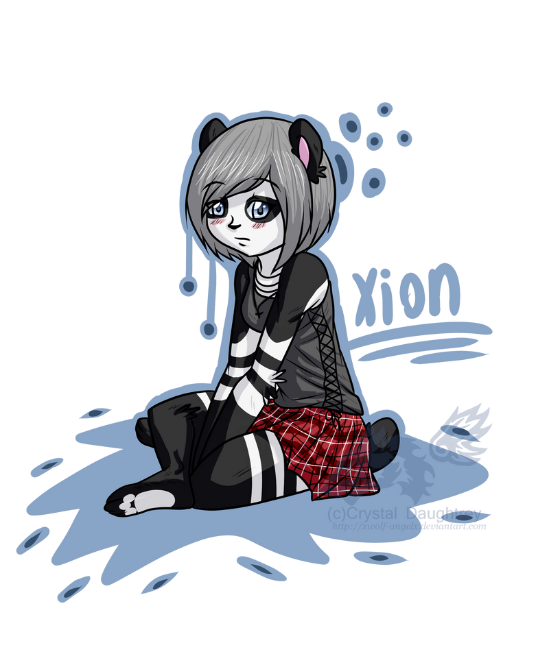 [GA] .:Xion:. by SomaShiokaze