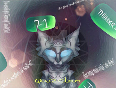 QuizClan by Kitty-Blue-Caracal