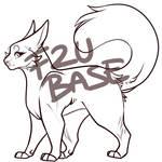 F2U WARRIOR CAT BASE *PLZ READ COMMENTS*