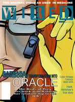 Oracle in Wired by luxshine