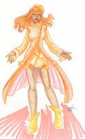 Ultimate Lala Orange by luxshine