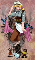 Steampunk Cinderella