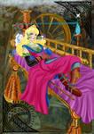 Steampunk Sleeping Beauty