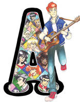 Archie 75th Anniversary by luxshine