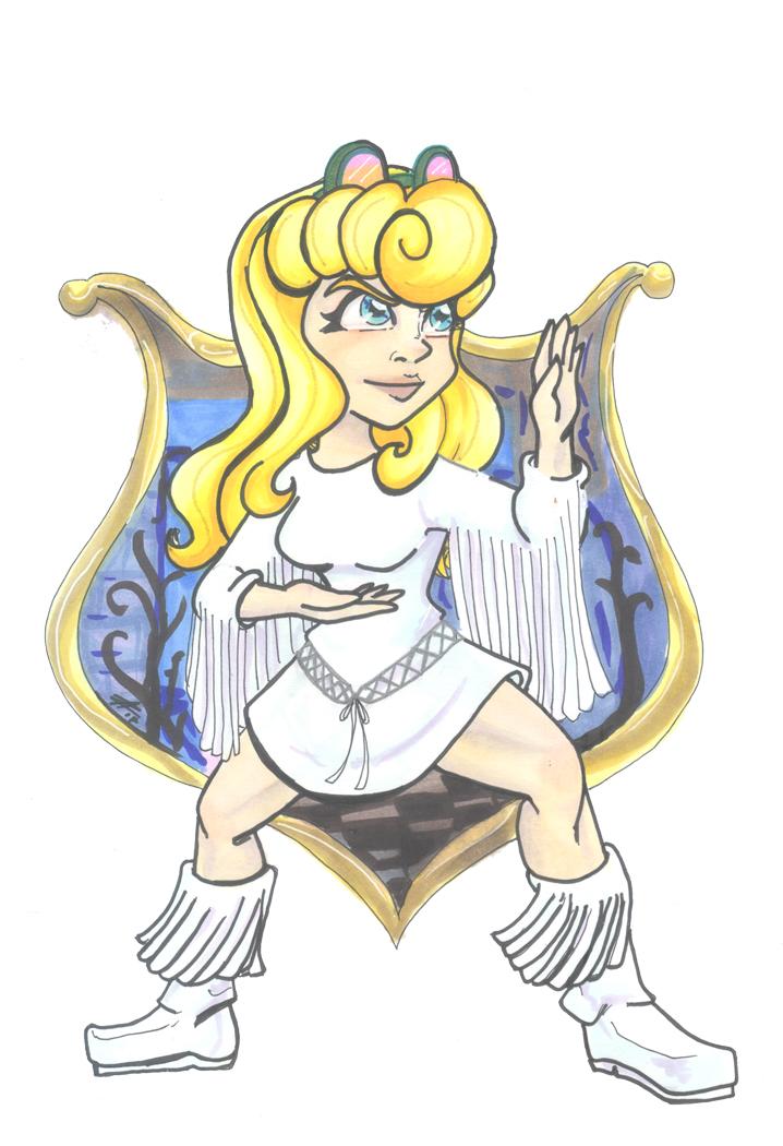 Wonder Aurora by luxshine