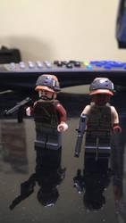 Rebel Soldiers by ShotgunBlast848